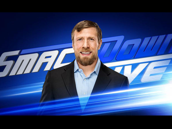 Daniel Bryan as Smackdown General Manager (image courtesy WWE)