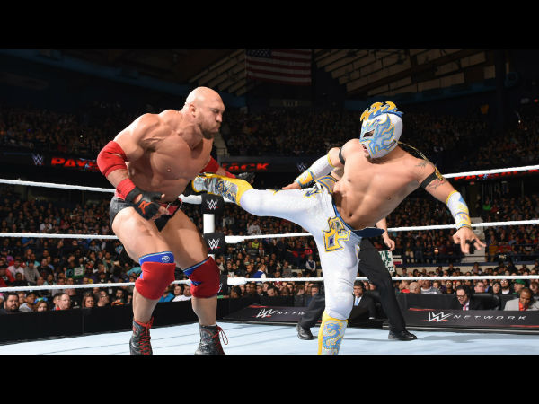 Ryback in his last match in WWE (image courtesy WWE.com)