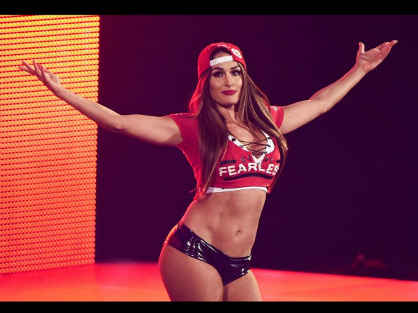 Big swerve waiting with Nikki Bella's future booking (image courtesy WWE.com)