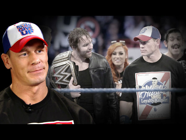 WWE is frustrated with Cena's growing movie career (image courtesy Youtube)