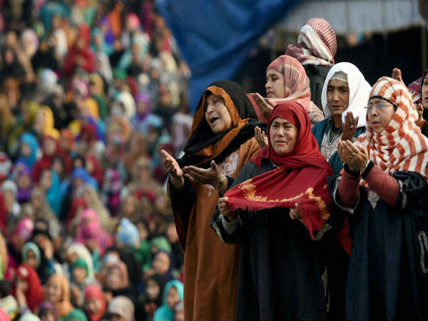 In Pics: India celebrates Eid-e-Milad-un-Nabi