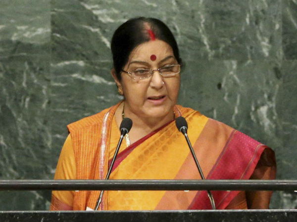 Body of Delhi man to be brought from Tokyo tomorrow: Swaraj