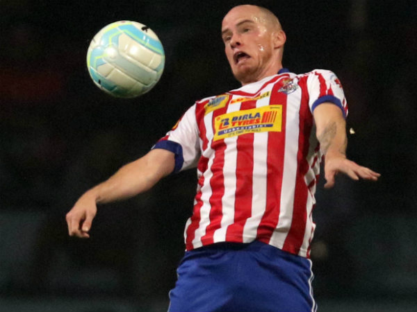 File photo: Iaine Hume in action at ISL