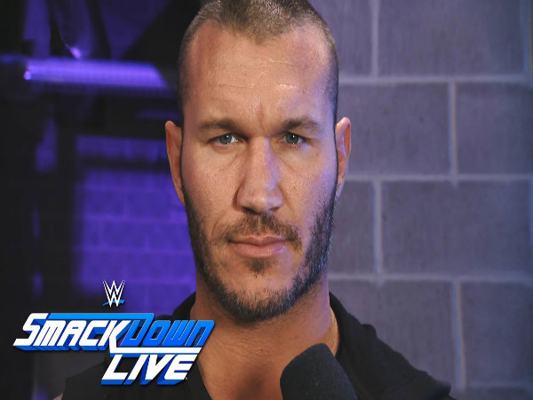 Randy Orton on Smackdown (Image courtesy: Youtube)