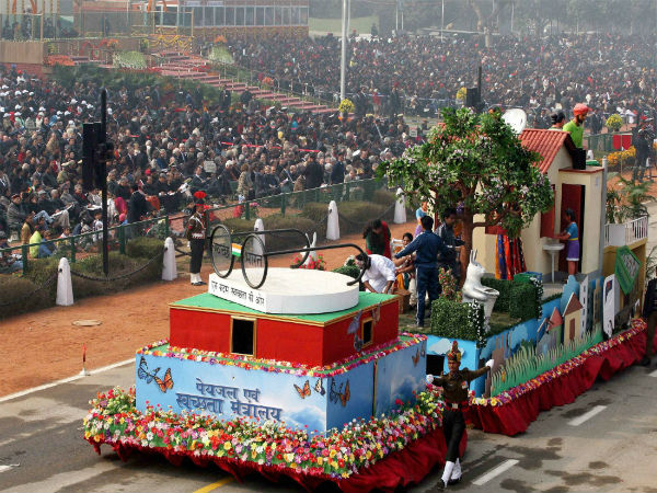 Highlights of the Republic Day parade