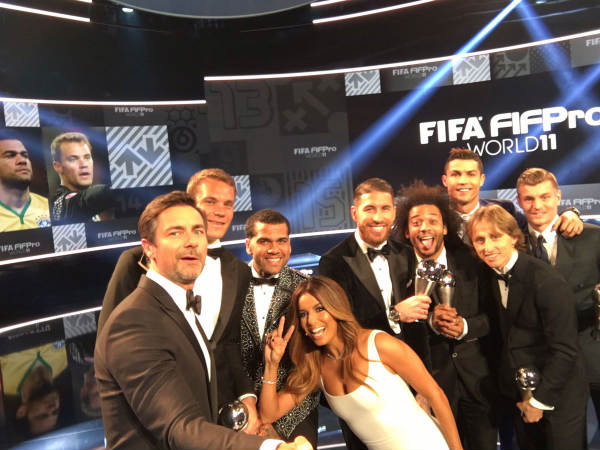 FIFA FIFPro Team of the Year