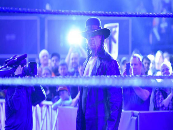 The Undertaker (Image courtesy: wwe.com)