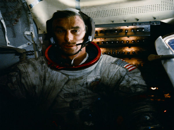 Remembering Eugene Cernan: