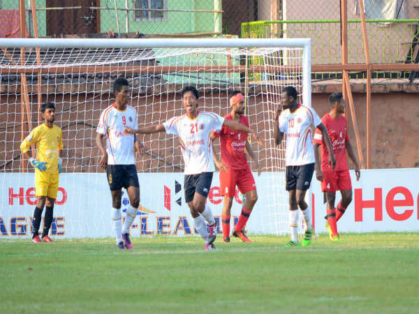 Churchill Brothers 0-2 East Bengal