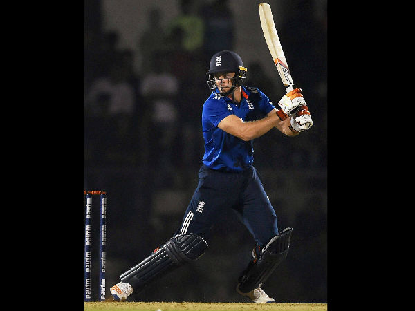England failed to score big in final 10 overs