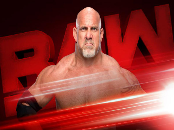 Goldberg will return (Image courtesy: WWE.com)