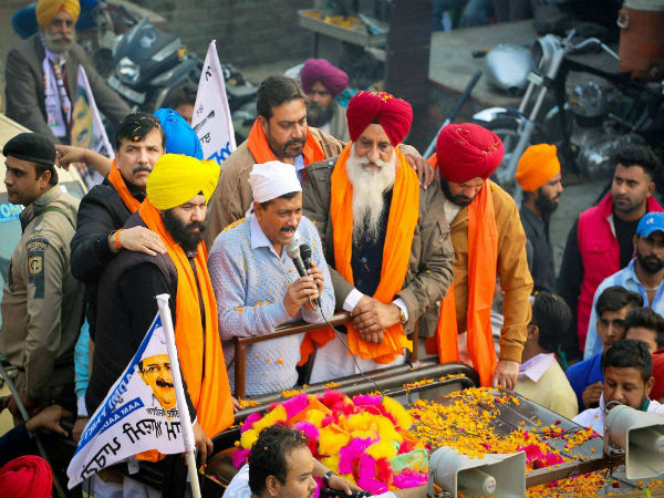 Arvind Kejriwal says AAP will put minister Majithia in jail