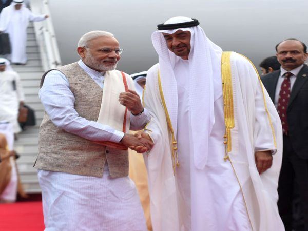 What India expects from the visit by Abu Dhabhi's crown prince