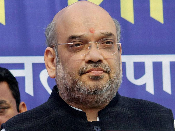 BJP's National President Amit Shah