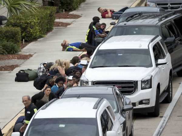 In Pics: Fort Lauderdale shooting