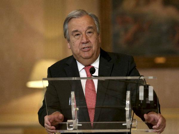 UN chief Antonio Guterres warns against rising anti-Muslim hatred