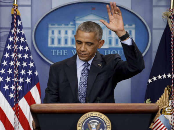 Obama Oval Office Address Not So Much >> Barack Obama Felt Nostalgic Before Leaving Oval Office Oneindia News