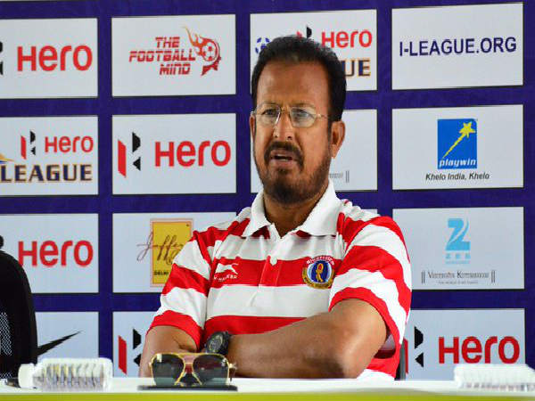 Biswajit Bhattacharya (Image courtesy: East Bengal Twitter handle)