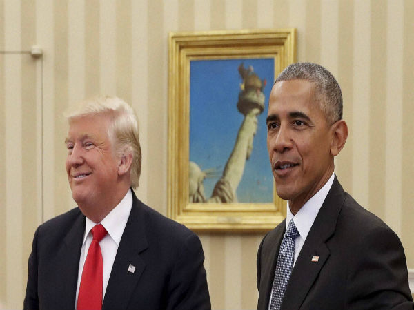 Donald Trump and I are opposites: Barack Obama