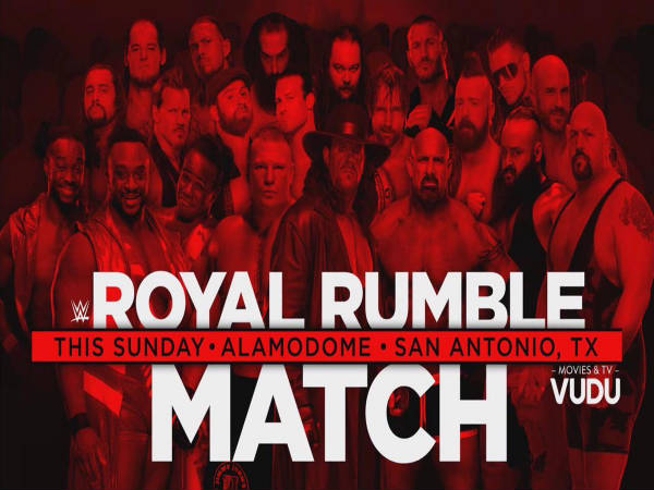 Royal Rumble 2017 poster (Image courtesy: WWE Twitter)