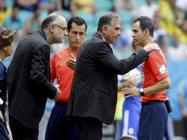 Iran coach Carlos Queiroz resigns from his post