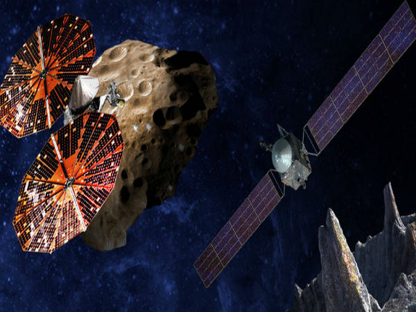 NASA to launch two robotic missions