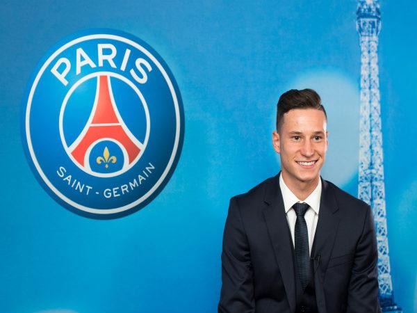 Official: Julian Draxler joins Paris Saint-Germain