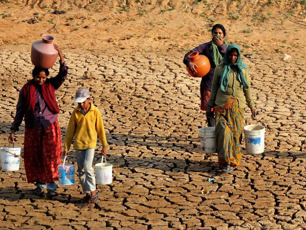 Sri Lanka: 6 lac people affected by drought in a decade