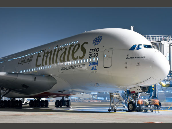 Emirates flight cancelled after snake found on board