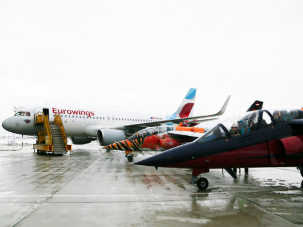 Germany-bound Eurowings flight lands in Kuwait over bomb threat