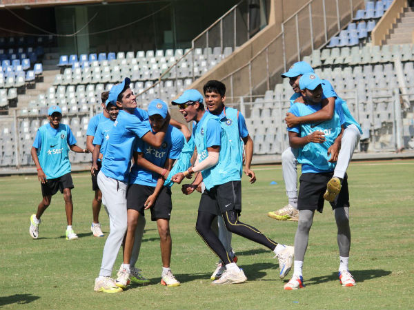 England colts gear up for One-day series against India U-19
