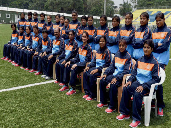File photo: Indian Women's Football team