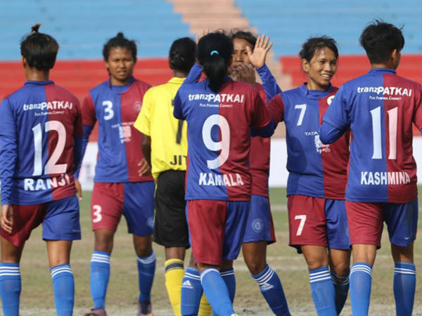 ESU Imphal team (Image courtesy: Indian Football Team Twitter handle)