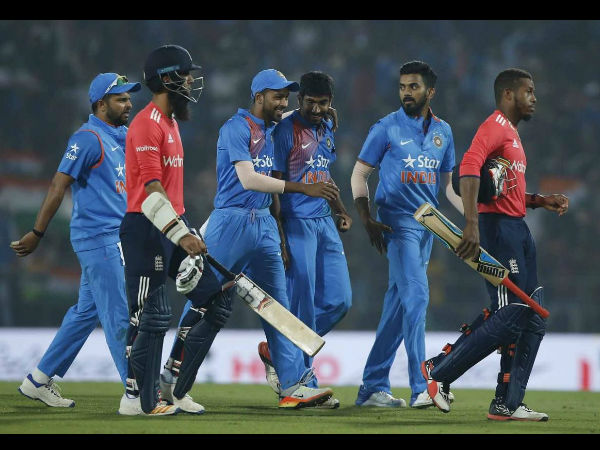 India Vs England, 2nd T20I: Bumrah, Nehra star in hosts' win by 5 runs in last over thriller