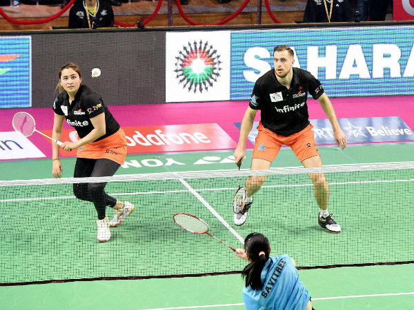 PBL 2017: Delhi Acers beat Chennai Smashers 5-2, register their first win