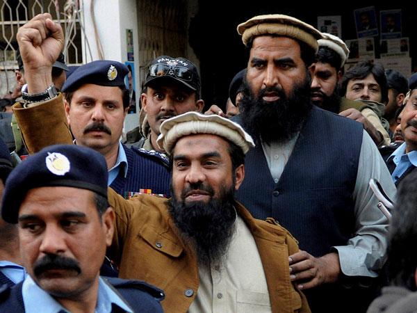 Is the terrorist slain in Kashmir Zaki-ur-Rehman Lakhvi's nephew?