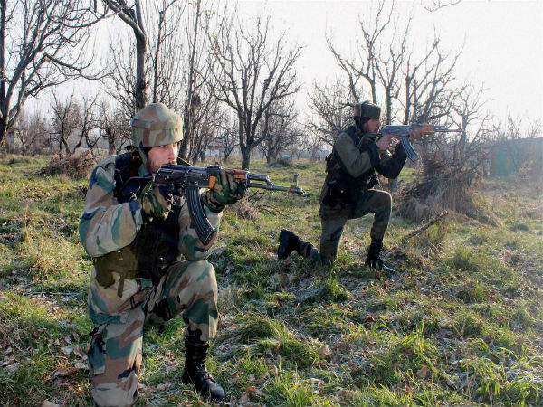 LeT chief's 'nephew' killed in encounter in north Kashmir