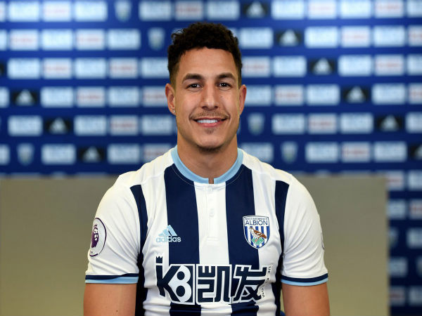 Jake Livermore (Image courtesy: West Brom Twitter handle)