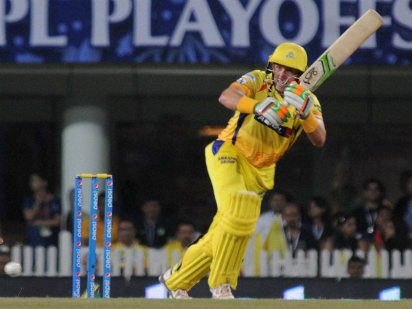 MS Dhoni an inspirational captain, loved playing under him: Michael Hussey