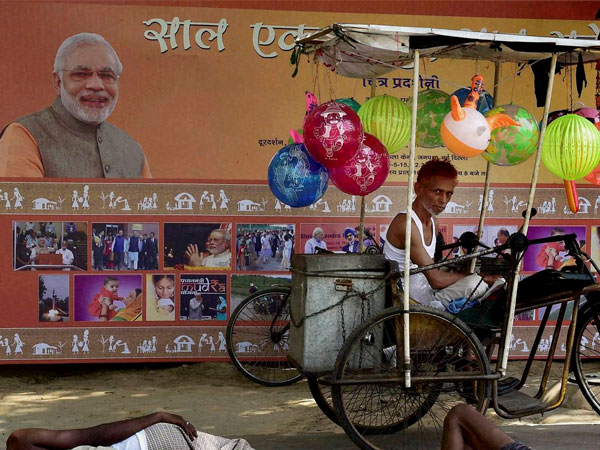 ECI orders removal of hoardings with PM's picture in 5 poll bound states