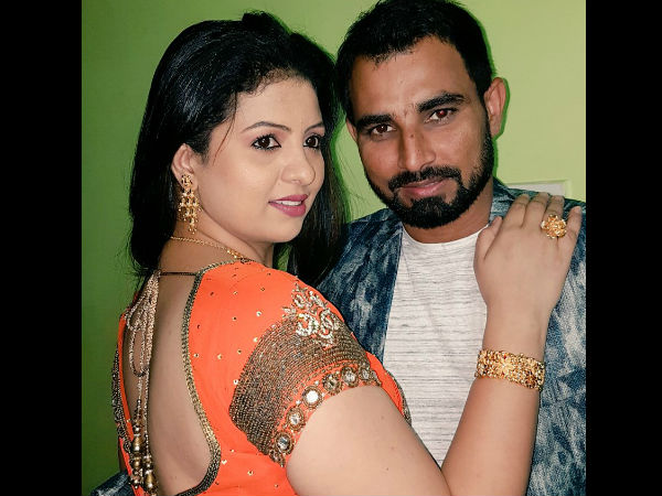Mohammed Shami posts another photo with wife on New Year, fanatics call him 'shameless'