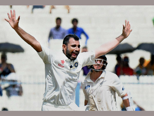 Mohammed Shami rushes to Delhi as father suffers heart attack