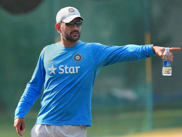 For one final time, MS Dhoni will guide an Indian team