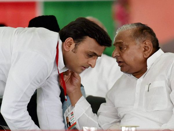UP election 2017: Its official --Mulayam will contest against son Akhilesh