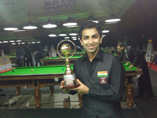 Pankaj Advani wins seventh national billiards championship