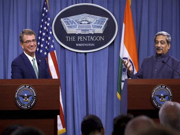 Pentagon says defence relationship with India great
