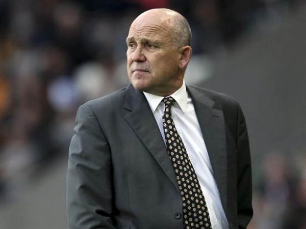 Mike Phelan (Image courtesy: Hull City official website)