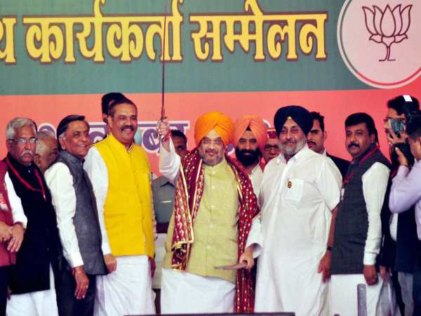 Is Punjab BJP in trouble?