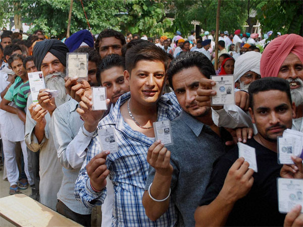 1,146 candidates in fray for Punjab poll