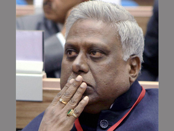 Former CBI Director Ranjit Sinha. PTI file photo